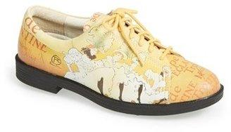 Icon Footwear Leather Golf Shoe