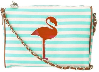 Betsey Johnson Cut It Out Crossbody (Gumby) - Bags and Luggage