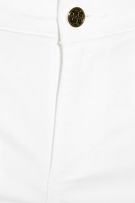Tory Burch High-rise flared jeans