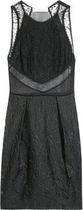 Stella McCartney Black Lace Sleeveless Dress