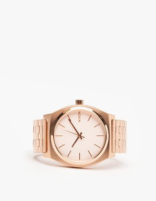 The Time Teller in Rose Gold $100 thestylecure.com