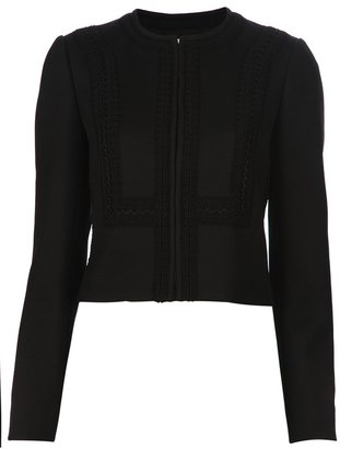 Valentino crochet jacket