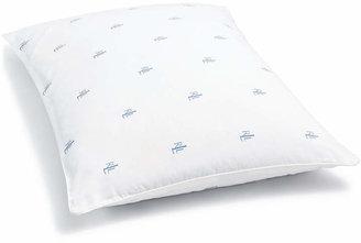 Lauren Ralph Lauren Logo Medium Density Standard/Queen Pillow, Down Alternative