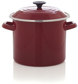 Le Creuset 8 qt. Red Stock Pot