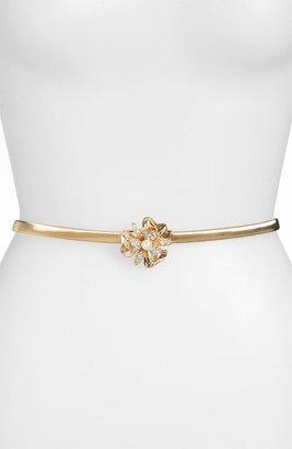 Lulu Metal Stretch Skinny Belt
