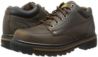 Skechers Mariner (Dark Brown Crazyhorse Leather) Men's Lace-up Boots
