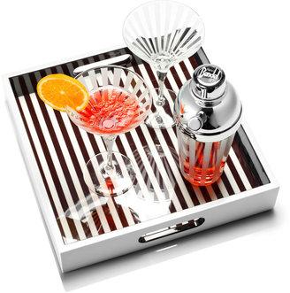 Henri Bendel Cocktail Tray