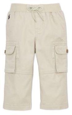 Ralph Lauren Baby Boys Pull-On Cargo Pants