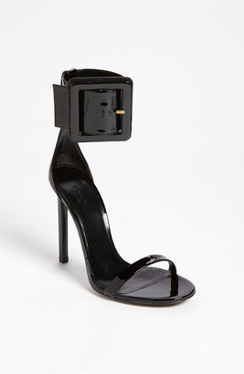 Gucci 'Victoire' Ankle Cuff Sandal