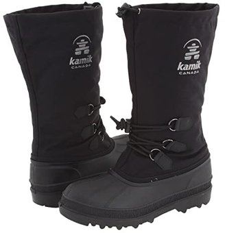 Kamik Canuck (Black) Men's Cold Weather Boots