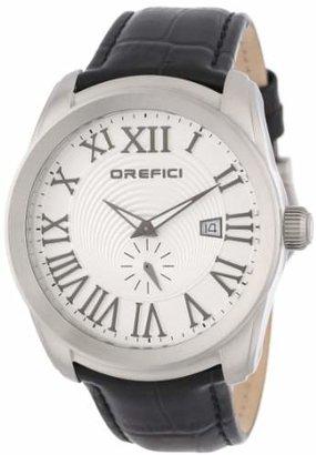 Orefici Unisex ORM8S4402 Classico Small Seconds Slim Classy Sleek Watch