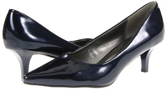 Christin Michaels Gweneth (Navy Patent) - Footwear