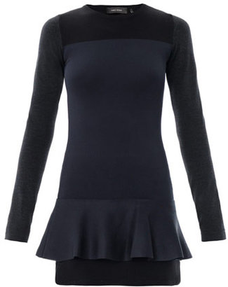 Isabel Marant Adams colour-block dress