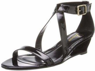 Delman Women's Caryn Wedge Sandal