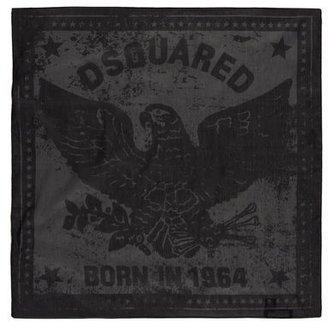 DSquared DSQUARED2 Square scarf