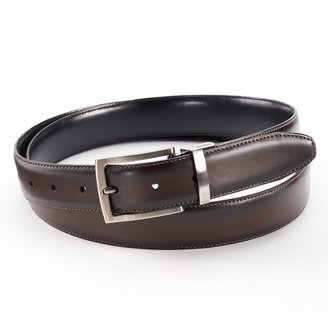 Big & Tall Dockers® Cut-Edge Reversible Belt $34 thestylecure.com