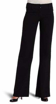 Amy Byer A. Byer Juniors Tropical Cambridge Trouser Pant