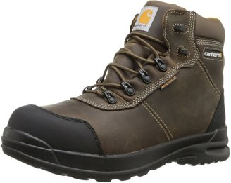 "Carhartt Men's 6"" BAL Waterproof Soft Toe Work Boot CMH6117"