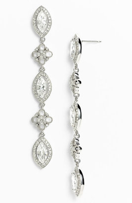 Nadri 'Ariel' Linear Earrings (Nordstrom Exclusive)