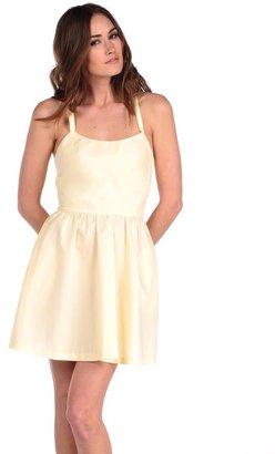 Contrarian Annie Apron Dress