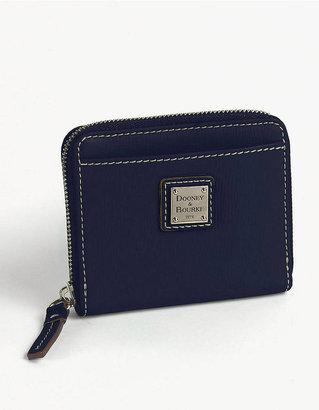 Dooney & Bourke Leather Zip-Around Wallet