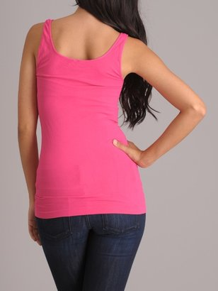 Luxe Junkie Seamless Double Scoop Cami