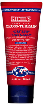 Kiehl's Cooling Pre-Game Foot Cream