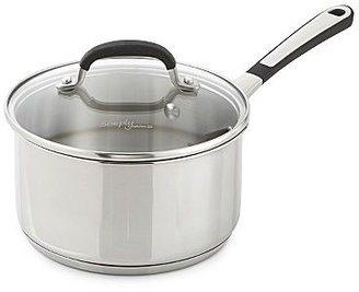 Calphalon Simply 2-qt. Stainless Steel Saucepan