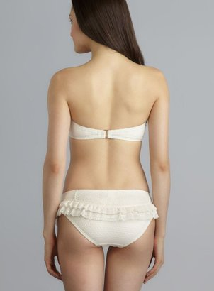 Juicy Couture Lace Ruffle Hipster Bottom
