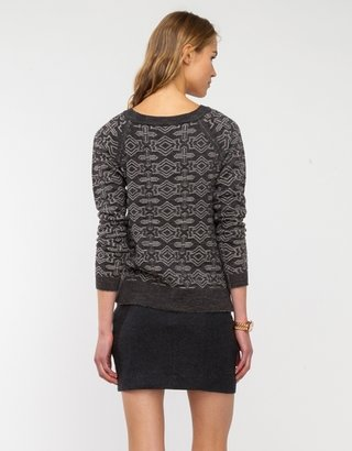 Cross Plaited Pullover