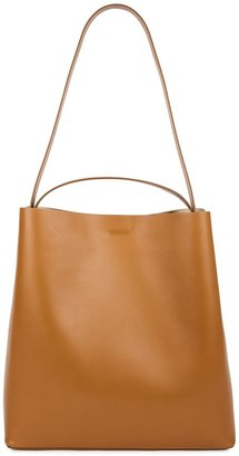 Aesther Ekme Sac Large Brown Leather Tote