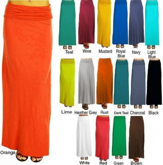 Casa Lee Tabeez Mermaid Maxi Skirt $29.49 thestylecure.com