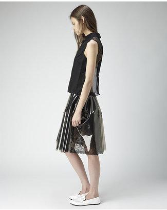 Simone Rocha / plastic skirt