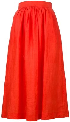 Giorgio Armani Vintage A line skirt