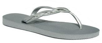 Havaianas Shoes, Flash Twisted Strap Flip Flops