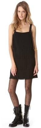 Moschino Cheap & Chic Moschino Cheap and Chic Fringe Dress