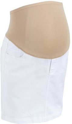 Old Navy Maternity Smooth-Panel Denim Pencil Skirts