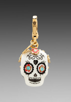 Juicy Couture Limited Edition Sugar Skull Charm