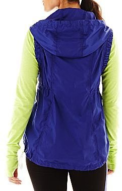 JCPenney XersionTM Hooded Anorak Vest