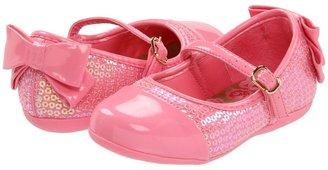 Pampili Bailarina 2 (Infant/Toddler) (Rose) - Footwear