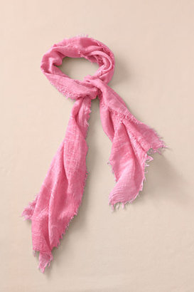 Lands' End Canvas Women's Baby Fringe Scarf