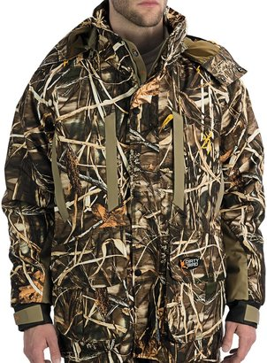 Camo Browning Dirty Bird 4-in-1 Parka - Waterproof, Insulated (For Big Men)