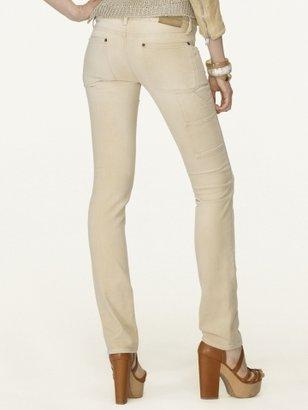 Ralph Lauren Black Label Denim Workwear Jean