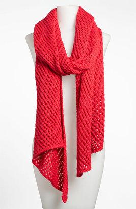 Lulu Net Knit Scarf