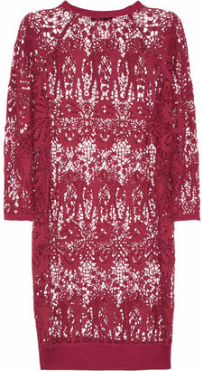 Isabel Marant Cadzi cotton guipure lace dress