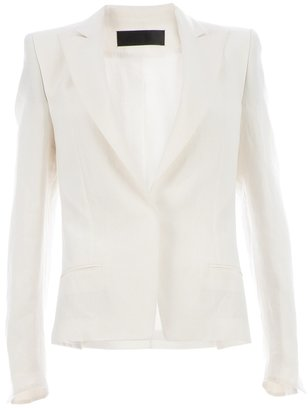 Haider Ackermann tailored blazer