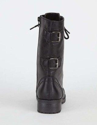 Soda Sunglasses Dome Womens Boots
