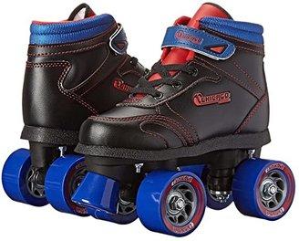 Chicago Skates Sidewalk Skate (Little Kid/Big Kid) (Black) Shoes