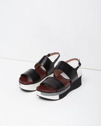 Marni Two Strap Sandal $860 thestylecure.com