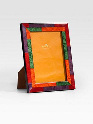 Etro 5 X 7 Maze Frame